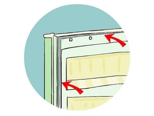 cách thay ron cao su tủ lạnh